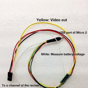 Hawkeye Firefly Micro Cam 2 remote control cable