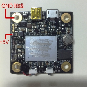 5V input to the hawkeye Firefly 4K Split Cam 5V 输入 如何接入到鹰眼4K卡录